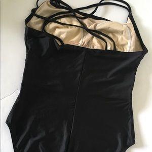 Speedo Swim - Speedo Women's 14 Black one Piece Swimsuit